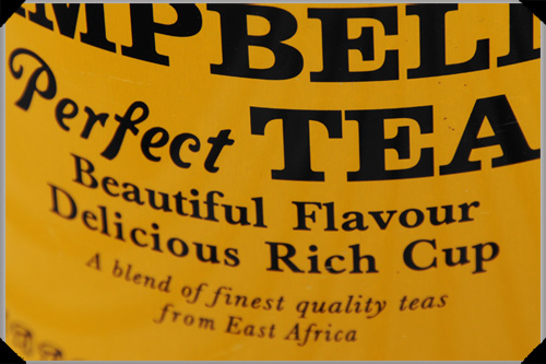 Campbell&#039;s perfect tea
