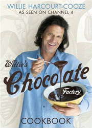 Willies Chocolate Factory Cookbook