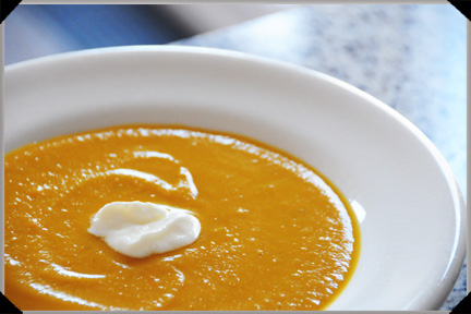 Potato, Lentil and Carrot Soup