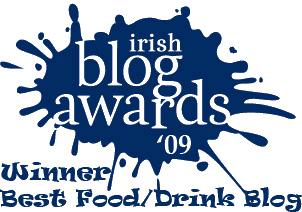 Irish Blog Awards Winner