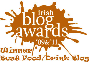 Irish Blog Awards Winner