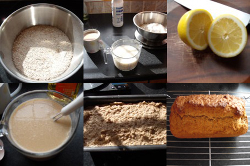 Soda Bread - Step by Step