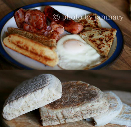 Ulster Fry and Farls