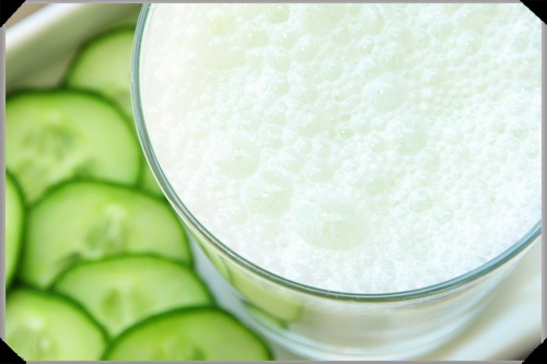 The Cucumburt: A Cocktail of Cucumber And Yoghurt