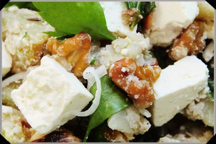 Potato Salad With Feta Cheese