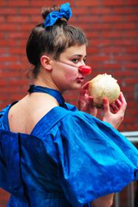 Cirque de legume spanish onion