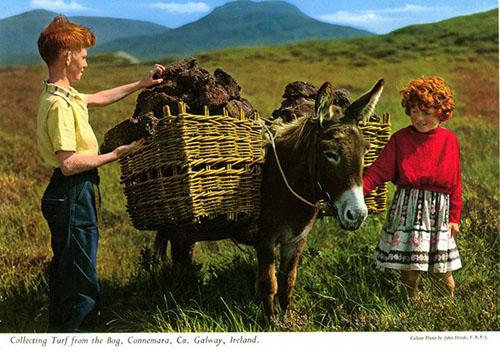 John Hinde Connemara Postcard