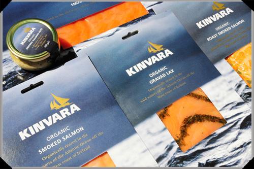 Kinvara smoked salmon
