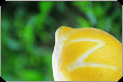 Lemon of Zorro
