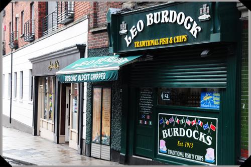 Leo Burdocks