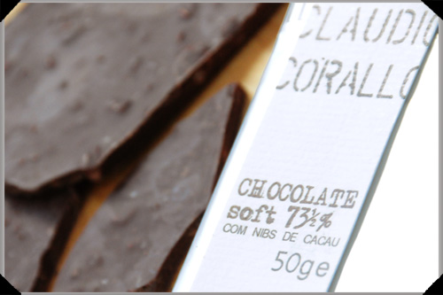 Claudio Corallo Chocolate