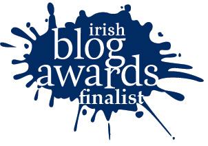 Irish Blog Awards Finalist