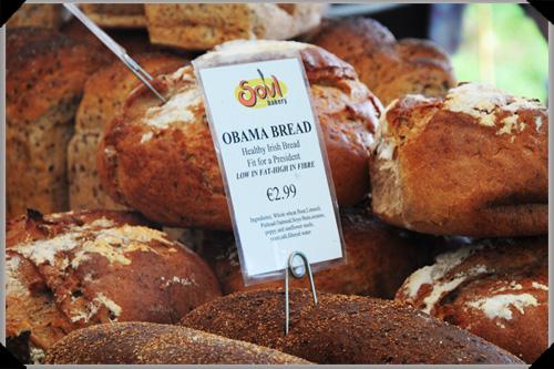Obama bread