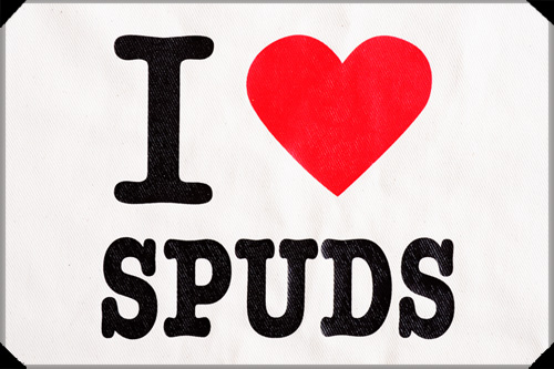 I love spuds