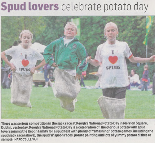 spud lovers