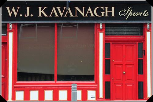 WJ Kavanagh