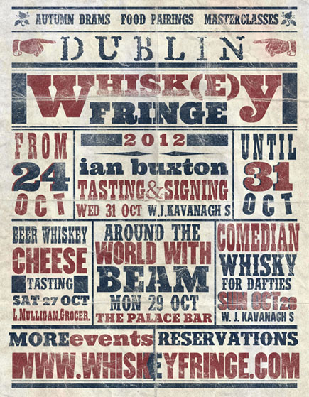 Whiskey Fringe Flyer