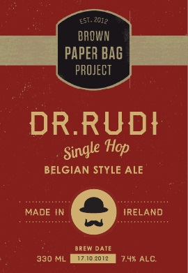 Dr Rudi Label