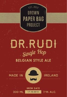 Dr Rudi Label