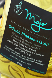 Sidamo Shakisso Guiji - Coffee Mojo