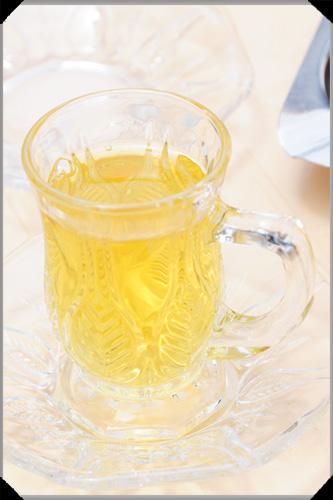 Za'atar tea