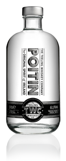 Teeling Poitin bottle