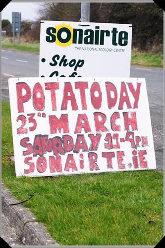Sonairte Potato Day
