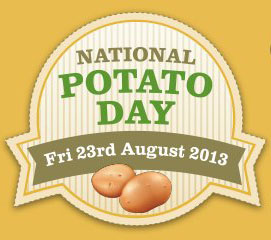 National Potato Day 2013