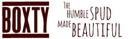 boxty house logo humble spud