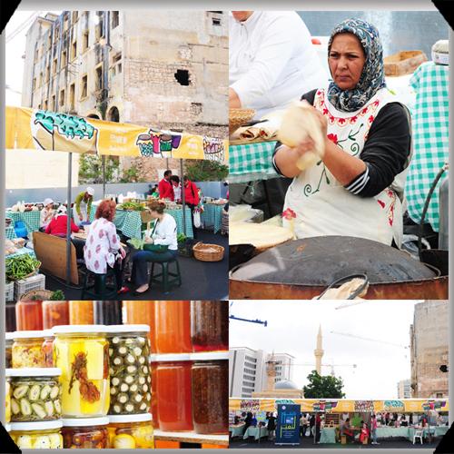 Souk el Tayeb Beirut