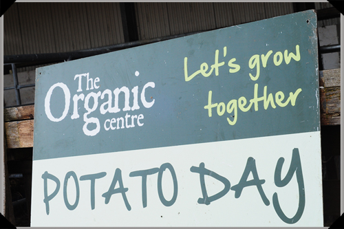Organic Centre Potato Day