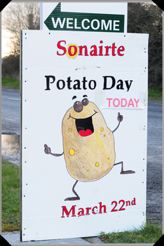 Potato Day Sonairte 2014