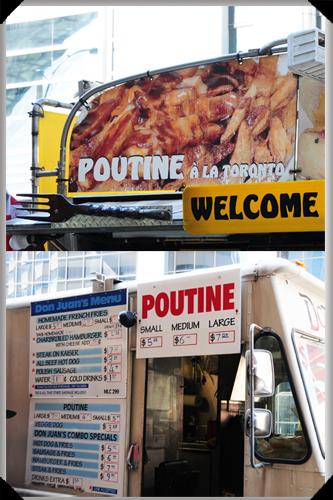 Poutine a la Toronto