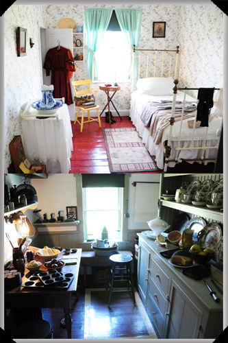 House of Green Gables interior