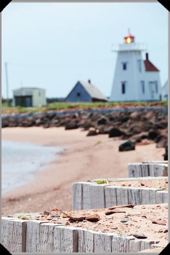 Lighthouse, PEI