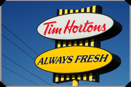 Tim Hortons, Always Fresh