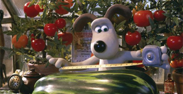 gromit with marrow