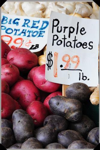 Pike Place Potatoes