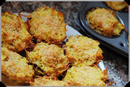 Potato, cheese and onion pies