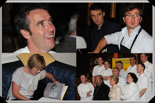 Zest! Launch: Kevin Dundon, The Coffee Angels, The Chefs, Biddy White-Lennon