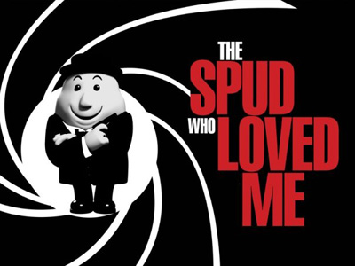 Mr. Tayto - The Spud Who Loved Me