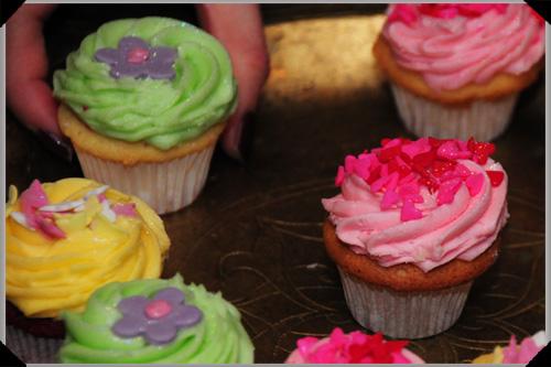 Lola's mini-cupcakes