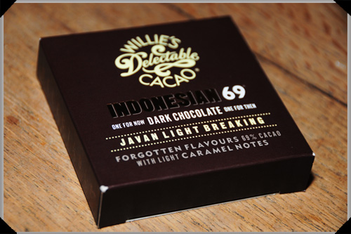 Willie's Delectable Cacao