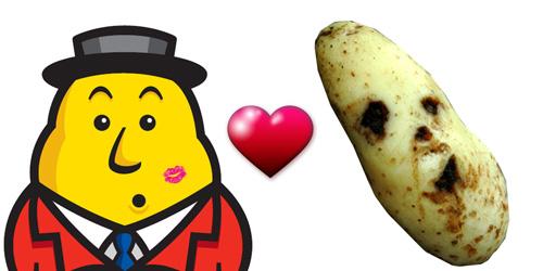 Mr. Tayto and La Spud - a match made in potato heaven?