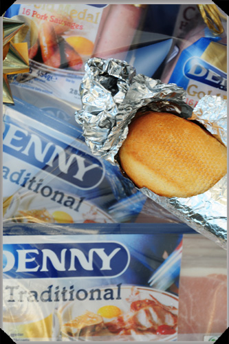 Denny Breakfast Roll
