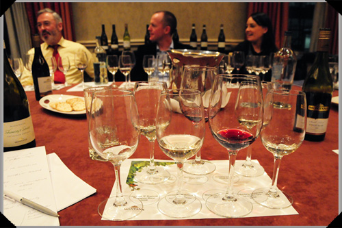 Tasting Montana Wines From New Zealand