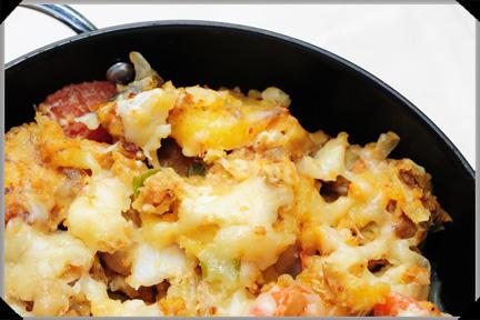 Haddock And Potato Hash