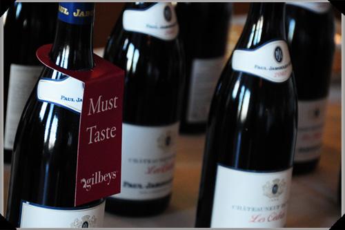A Gilbeys Must Taste Wine