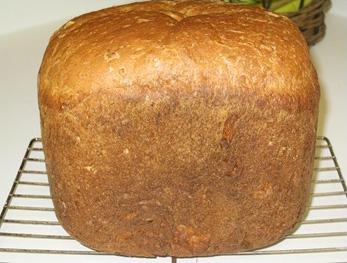 Irish Potato Brown Bread