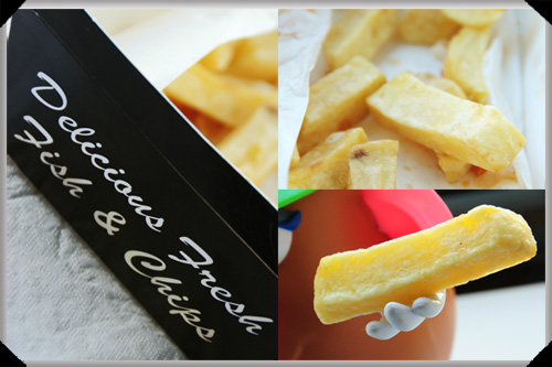 McDonagh's Chips